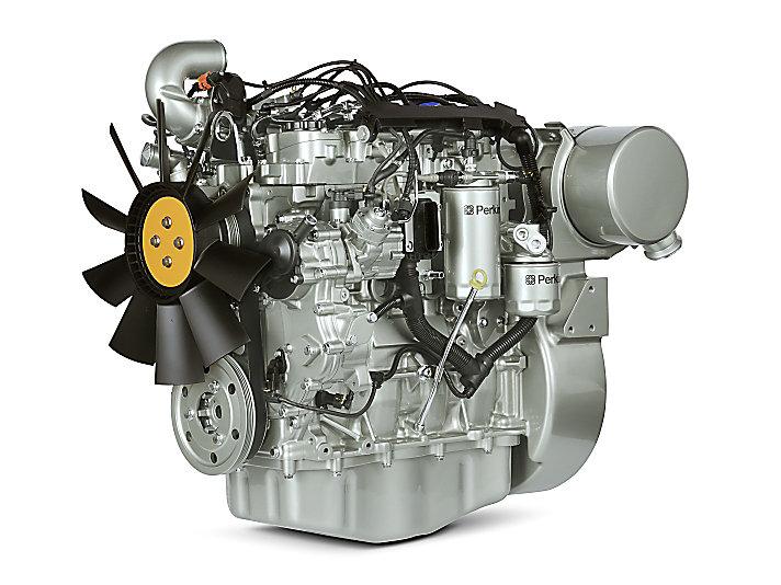 854E-E34TA Industrial Diesel Engine
