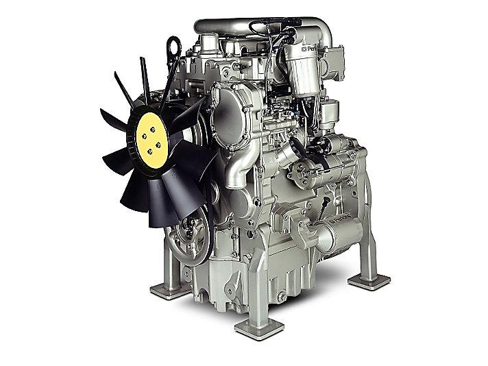 1103C-33T Industrial Diesel Engine