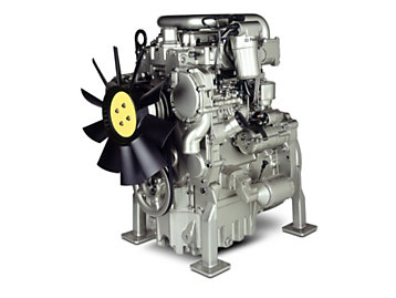 1103C-33T Industrial Diesel Engine