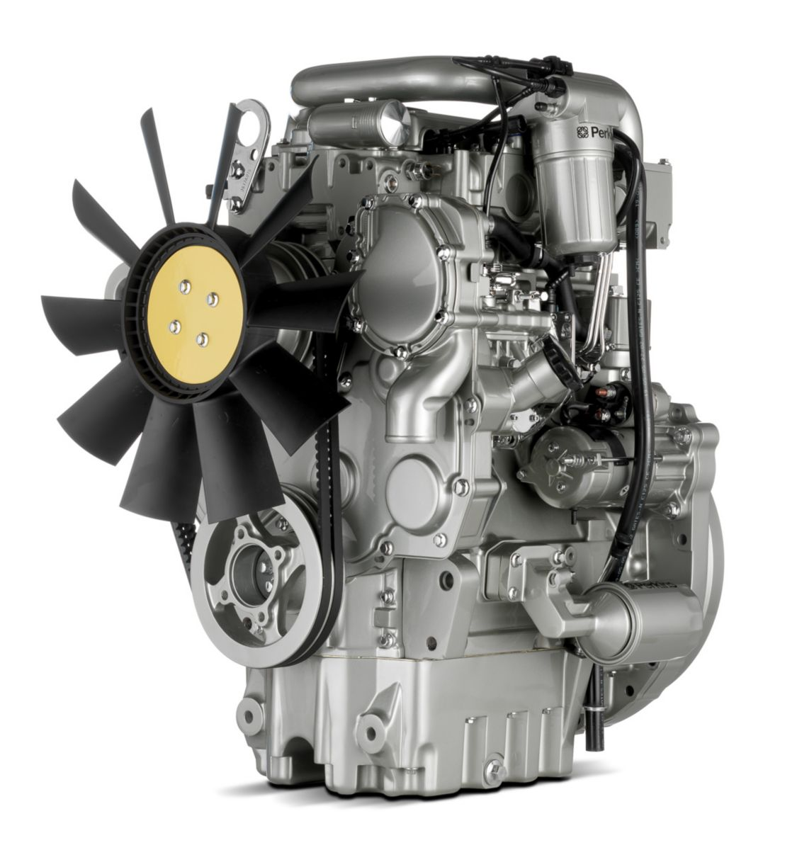 Perkins will exhibit a complete range of diesel engines that meet Brazil MAR-1 emission standards at Brazil's Agrishow 2017