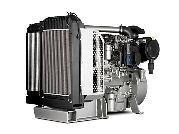 1104C-44T Industrial Open Power Unit