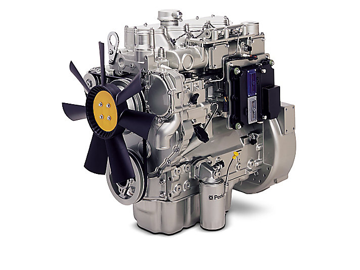 1104D-44T Industrial Diesel Engine