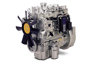 1104D-E44T Industrial Diesel Engine