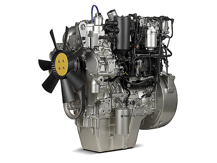 1204E-E44TTA Industrial Diesel Engine