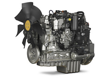 1206E-E70TTA Industrial Diesel Engine