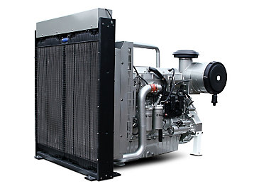Electric power generation product range