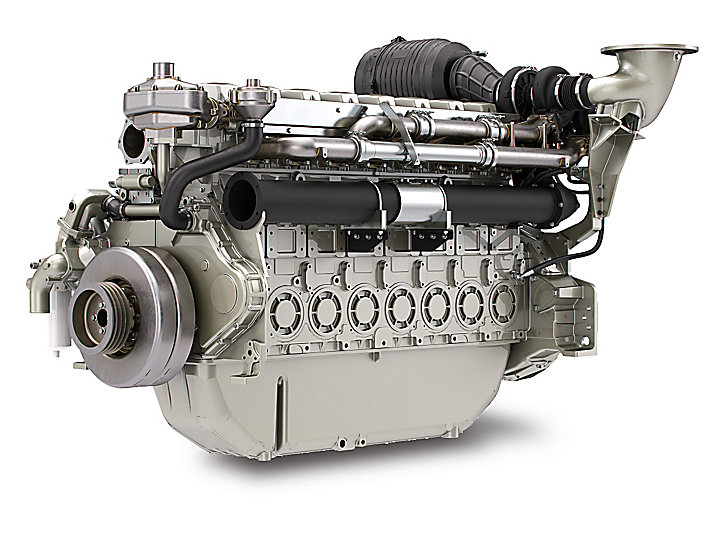 4008-30TAG Electric Power Diesel Engine
