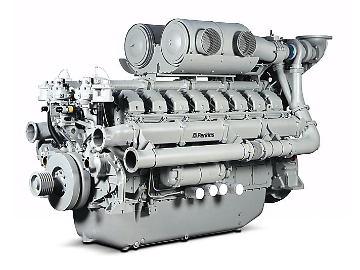 4016TAG Electric Power Diesel Engine