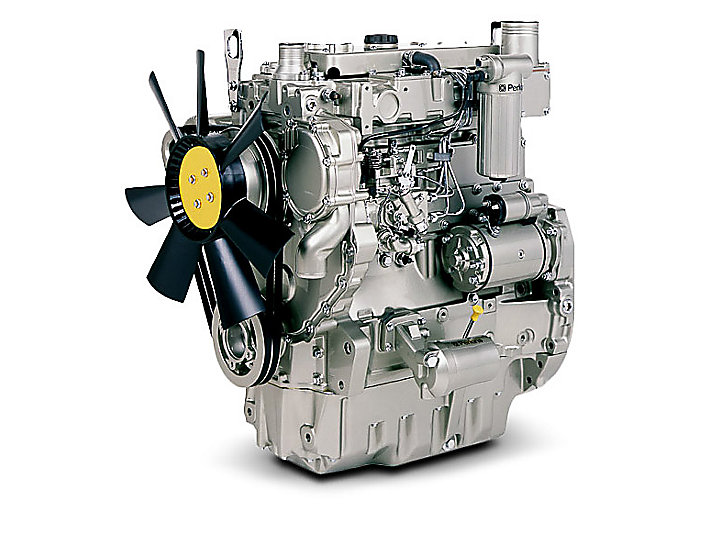 1104C-44TA Industrial Diesel Engine