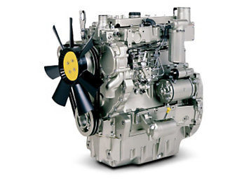 1104C-44 Industrial Diesel Engine