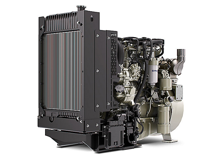 854F-E34T IOPU Diesel Engine