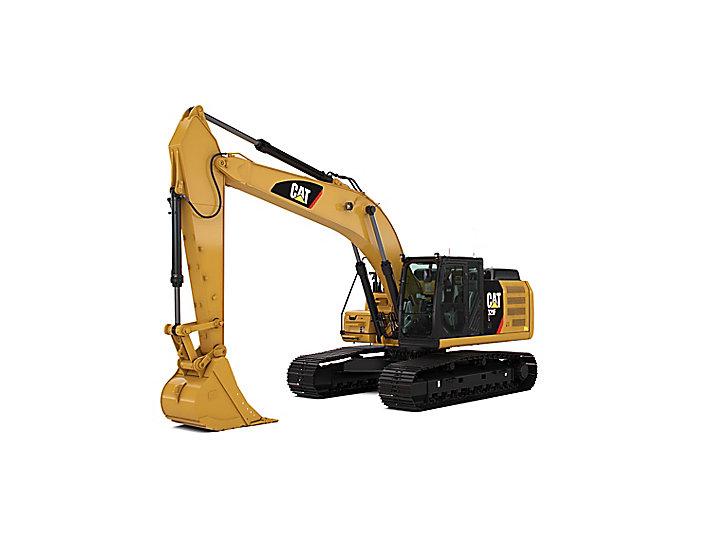 329F L Medium Excavator