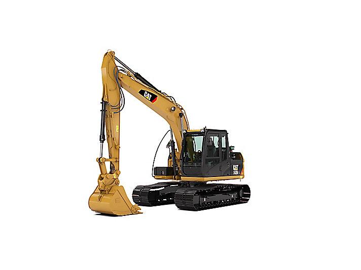 312D L/312 D L Small Excavator