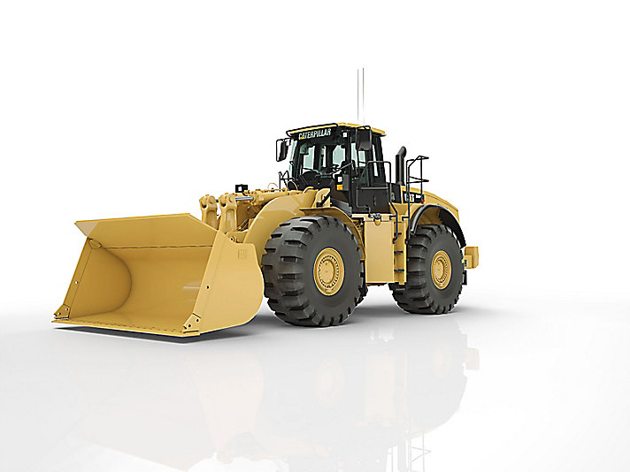 980H Medium Wheel Loader