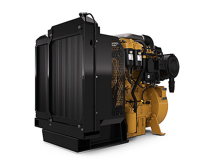 C4.4 ACERT™工業用動力單元柴油動力單元 - 規範較寬鬆且未經規範