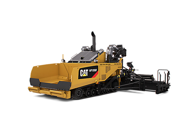 paving machine cost