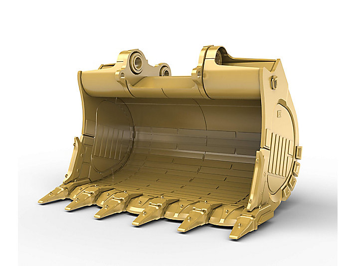 12m³ (15.7yd³)  Standard Rock bucket for the 6030 Hyd Mining Shovel