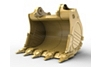 12m³ (15.7yd³) Iron Ore bucket for the 6030 Hyd Mining Shovel
