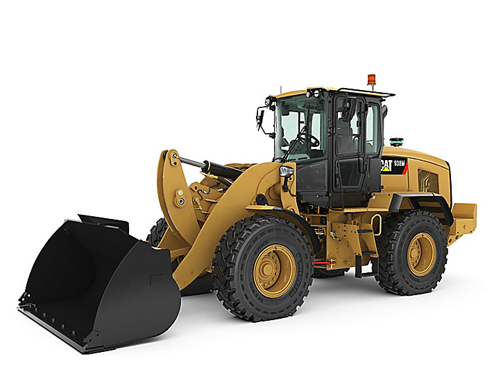 Cat Wheel Weights : Cat m wheel loader caterpillar