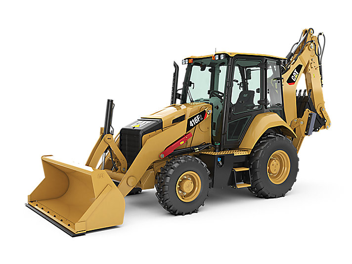 Backhoe Loader 416F2