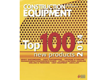 Construction Equipment Top 100 Awards