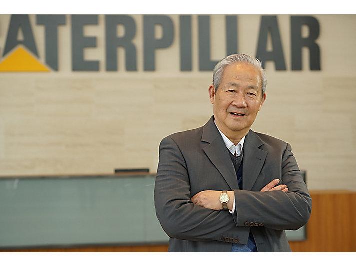 时任徐州工程机械集团董事长 陆志昌先生