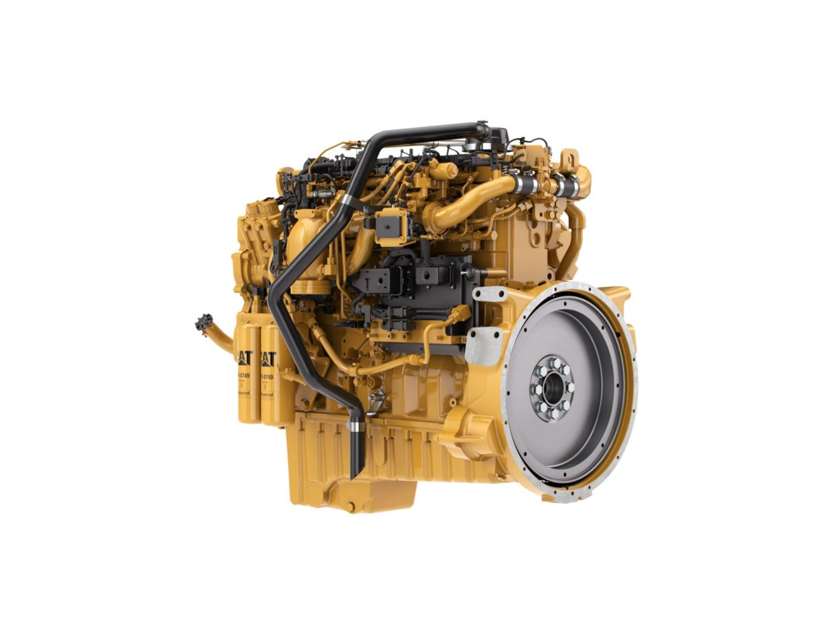 C9.3 ACERT Tier 4 Diesel Engines - Highly Regulated