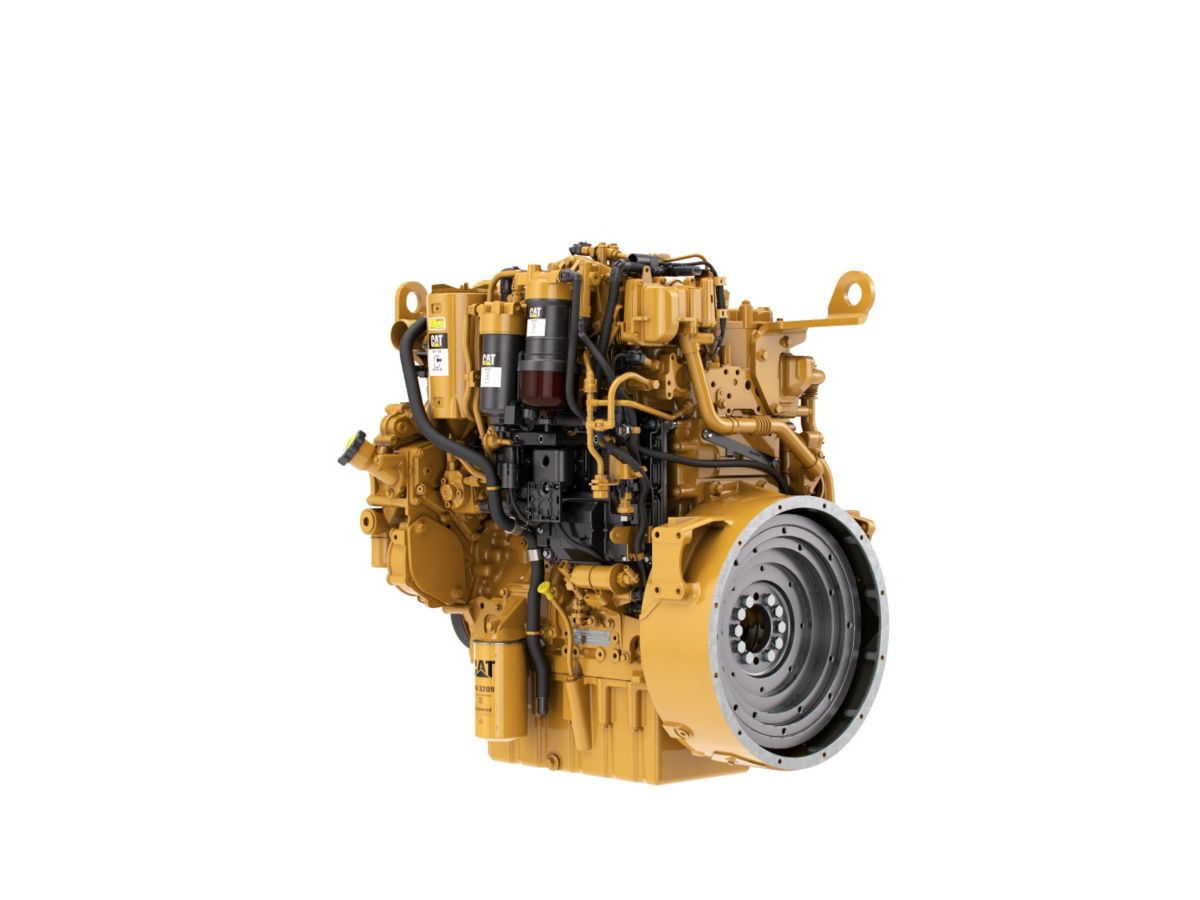 Cat<sup>®</sup> C9 ACERT™ Industrial Diesel Engine