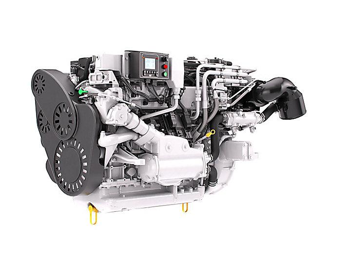 C8.7 高性能推进发动机