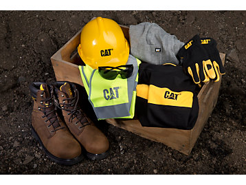 Caterpillar began offering branded hats, pens, padfolios and scale models over 40 years ago. Today, the licensing program has grown to a thriving, global business.