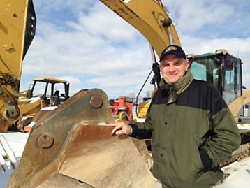 "Equipment Changes, But Cat Support Remains the Same for ""Contractor of the Year"" Finalist"
