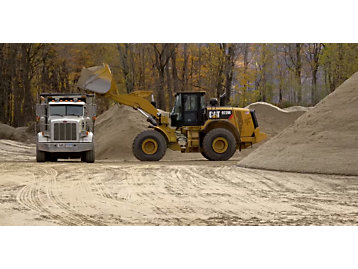Quarry Saves Big on Fuel Without Sacrificing Performance or Comfort