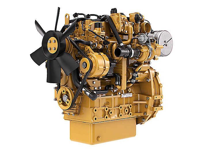 Engine Diesel C2.2 Tier 4 - Regulasi Ketat