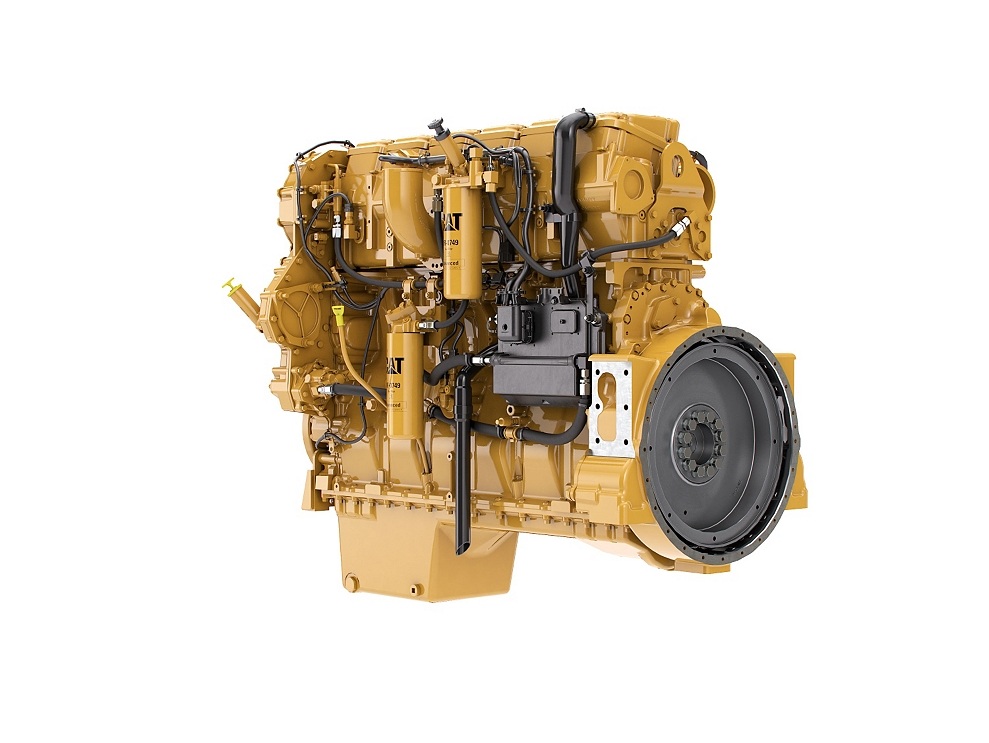 New Cat C15 Acert Industrial Diesel Engine For Sale