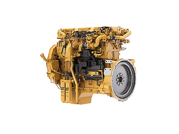 C13 ACERT Tier 4 Diesel Engines - Highly Regulated