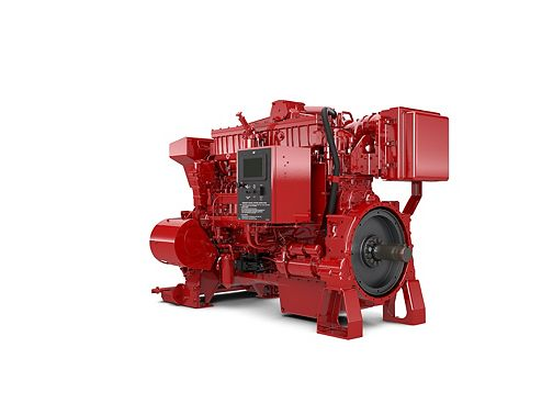 3406C - Diesel Fire Pumps - Highly & Lesser Regulated