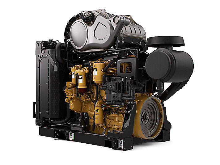 Unit Daya Diesel C7.1 ACERT™ Tier 4 Industrial Power Unit- Regulasi Ketat
