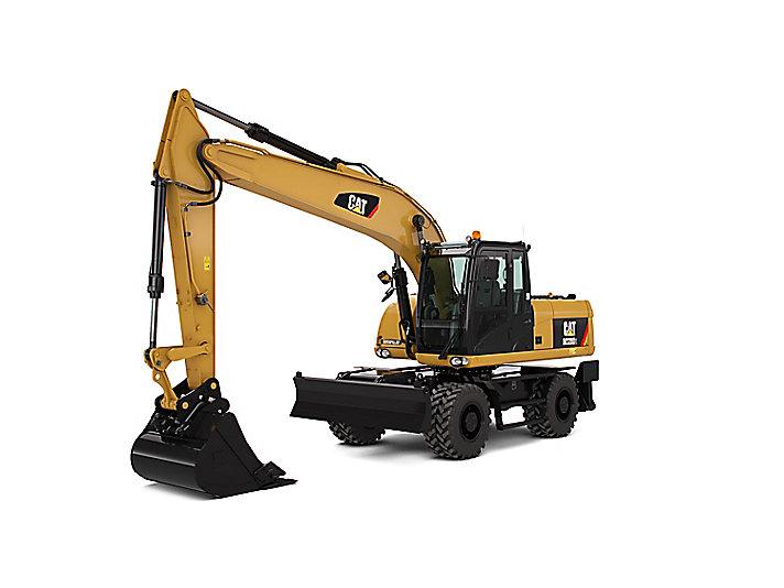 M320D2 Wheeled Excavator
