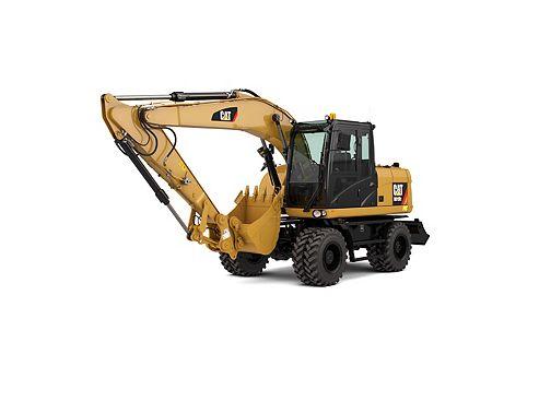 M315D2 - Wheel Excavators