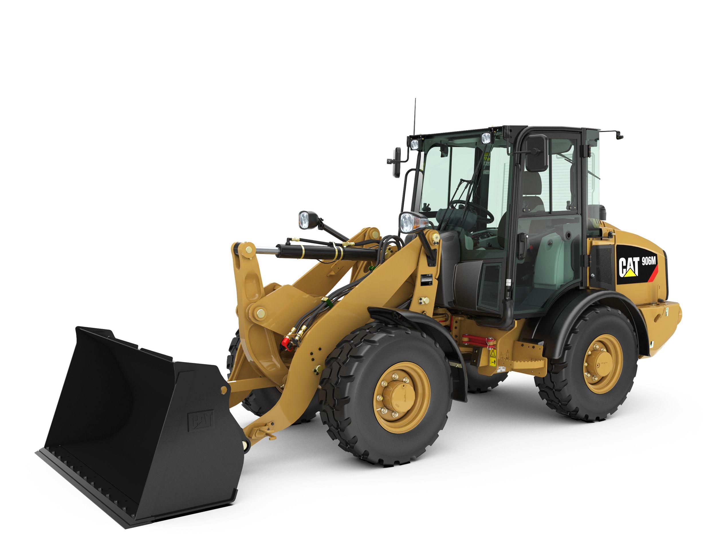 Cat Wheel Tractor : Cat wheel loaders buy new alban tractor co