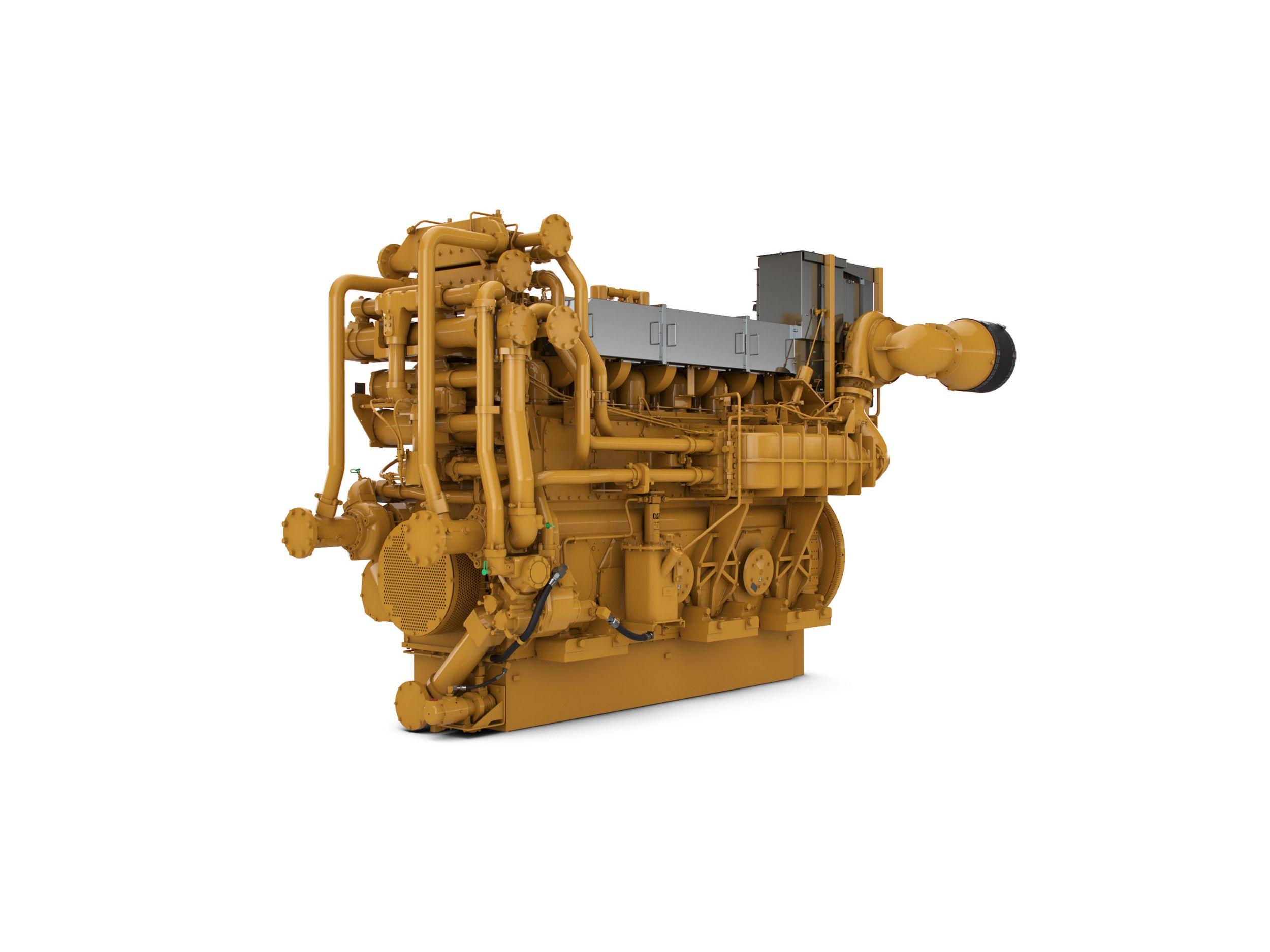 G3606 A4 Gas Engine