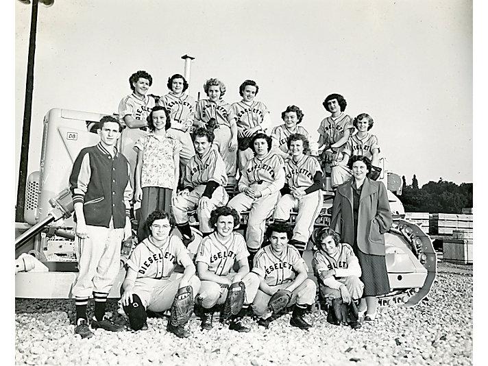 1948 Dieselette Team