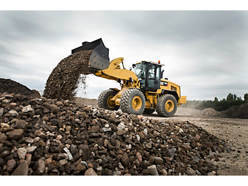 M-Series Small Wheel Loaders