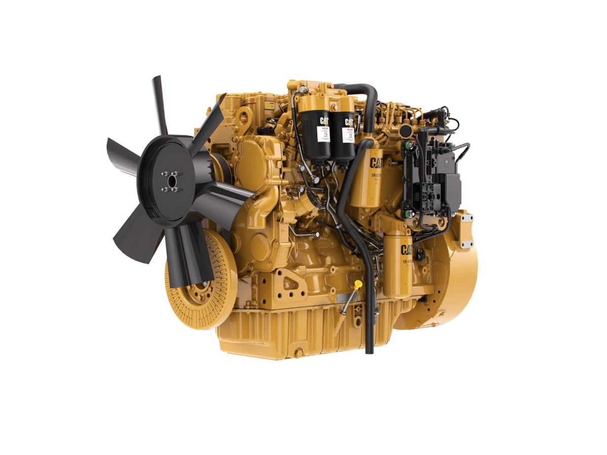 C7.1 ACERT LRC Diesel Engines - Lesser Regulated & Non-Regulated