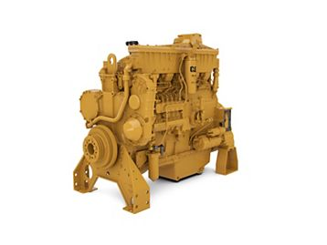 3406C - Industrial Diesel Engines - Lesser Regulated & Non-Regulated