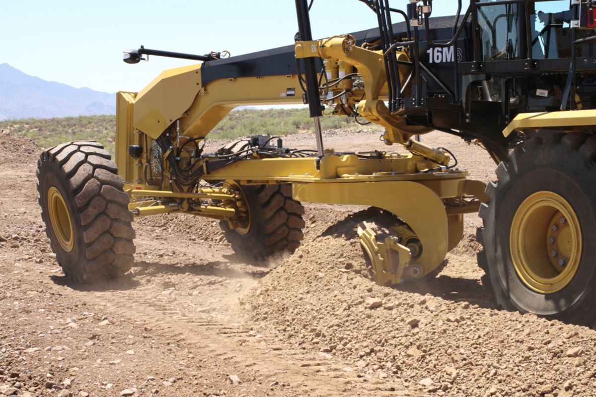New 16m3 Motor Grader Motor Graders For Sale Carter