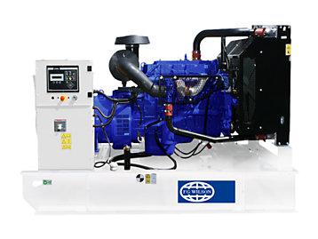 225 to 375 kVA Range Generator Set