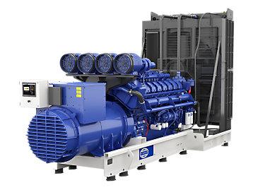 P2000-1 / P2000-1E Generator Set