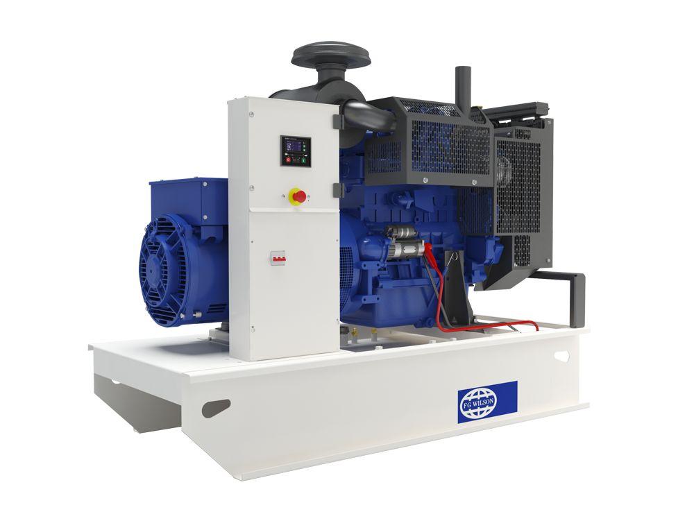 FG Wilson F Model Generator Set