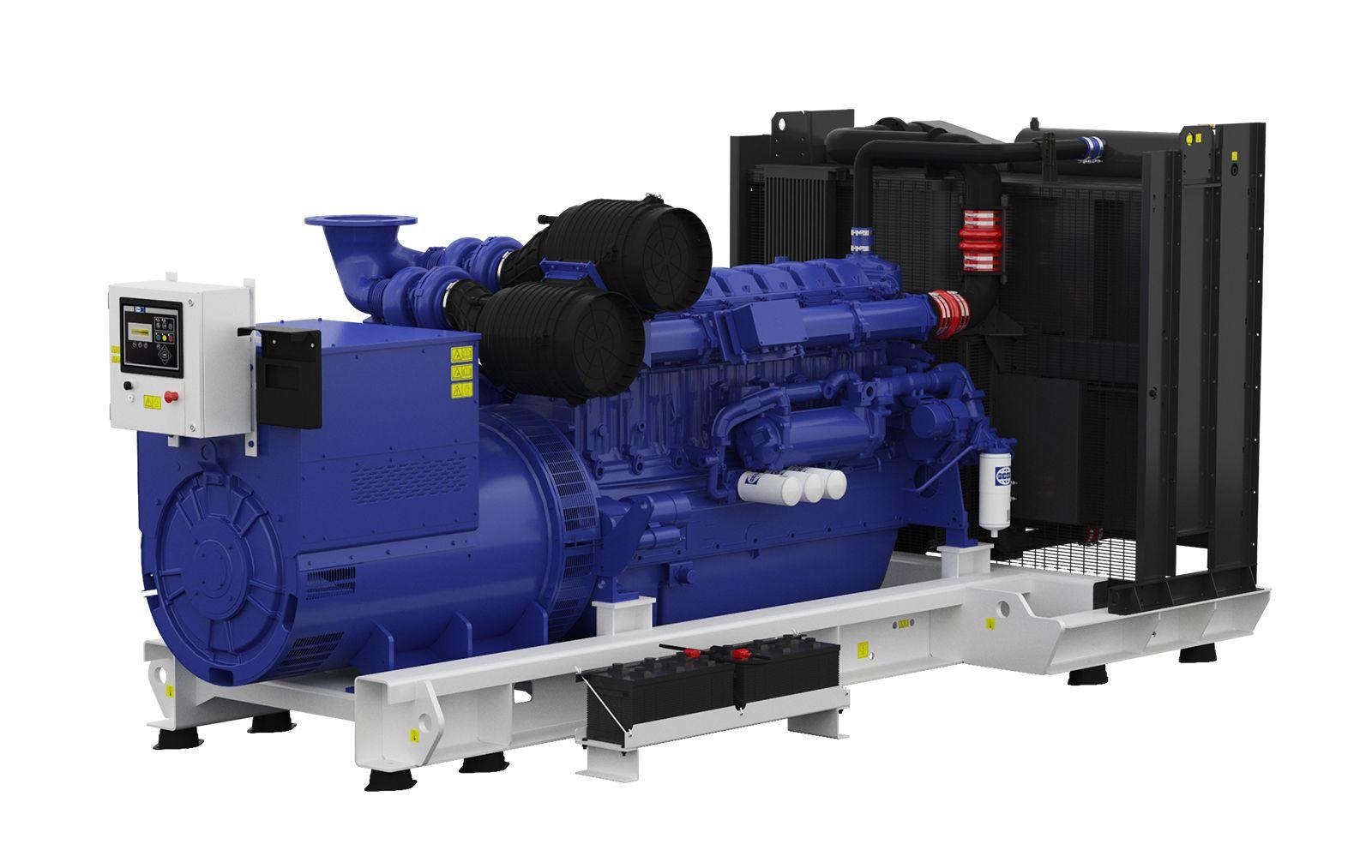 FG Wilson P910 generator set